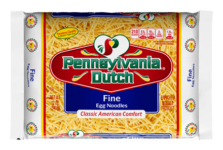 Penn-Dutch-Fine Fine Egg Noodles